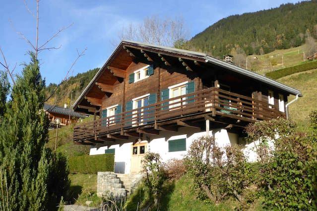 Cortijo en Ródano-Alpes con Terraza, Aparcamiento, Lavadora (613852)