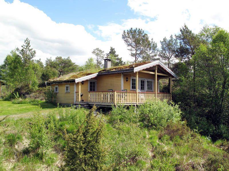 Residencia con vistas en Norge