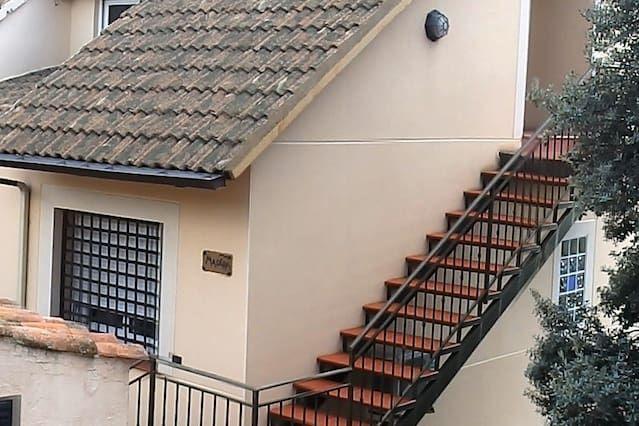 Alojamiento con parking incluído en Robledo de chavela