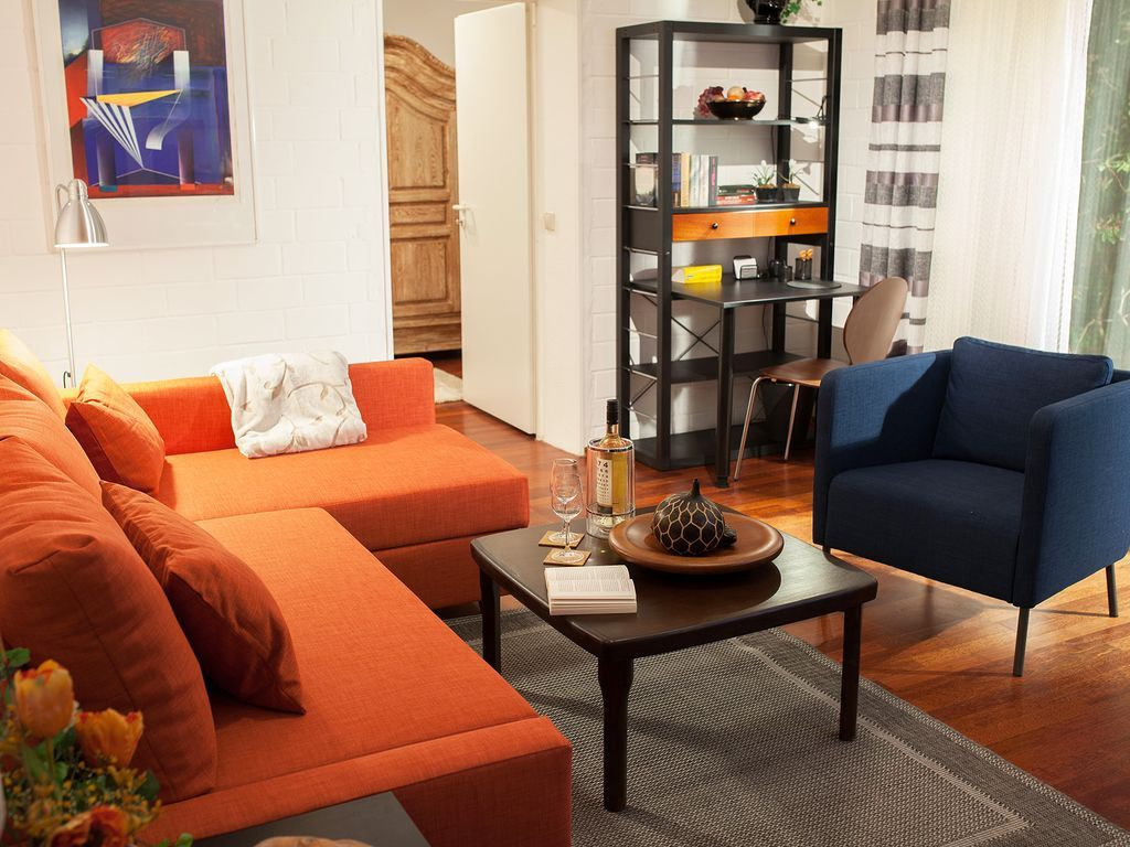 Popular apartamento de 2 habitaciones