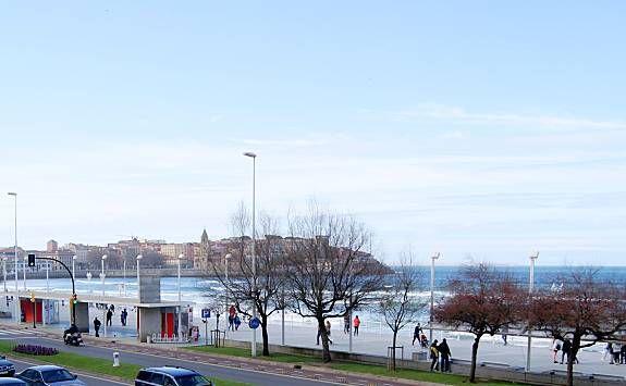Apartamento para 6 en Gijón
