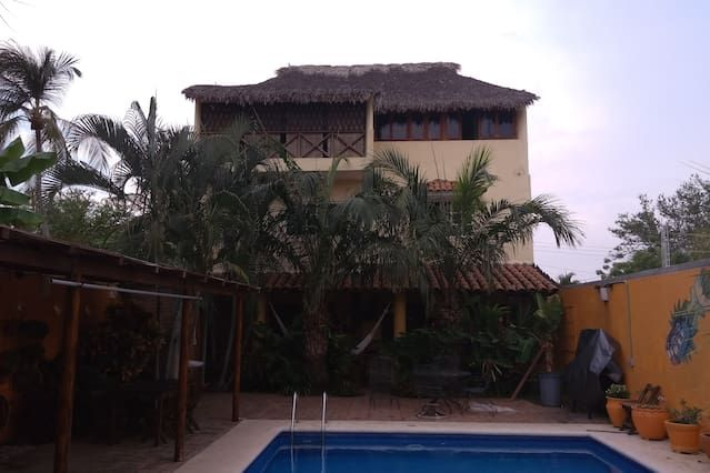 Casa Amarilla's La Palapa