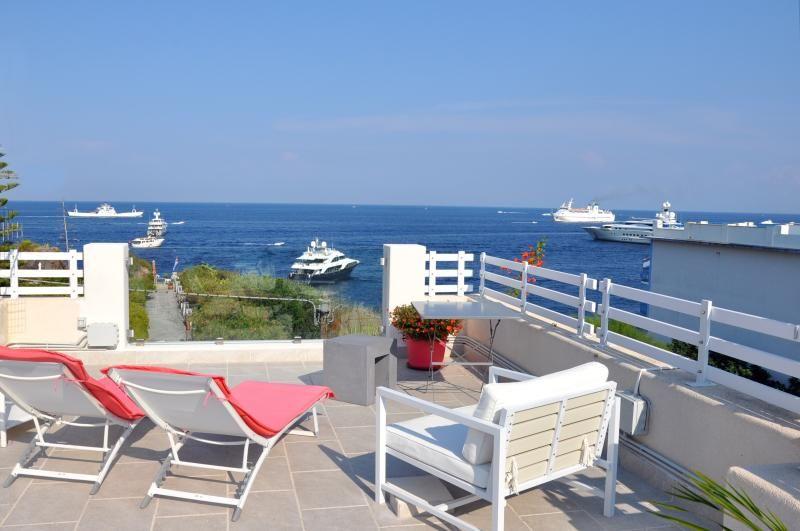 Bonito apartamento en el centro de la ciudad cerca del mar: un único y relajante!