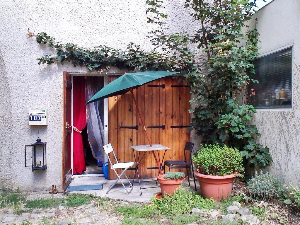Residencia de 32 m² de 2 habitaciones