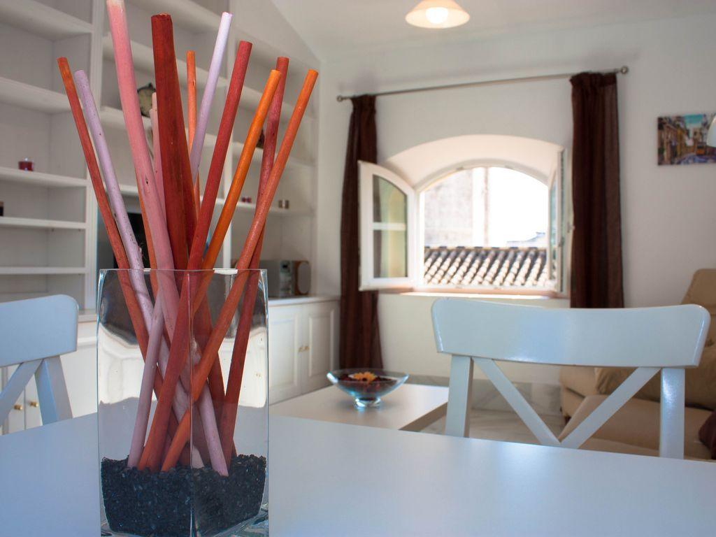 Apartamento hogareño para 4 personas en Málaga