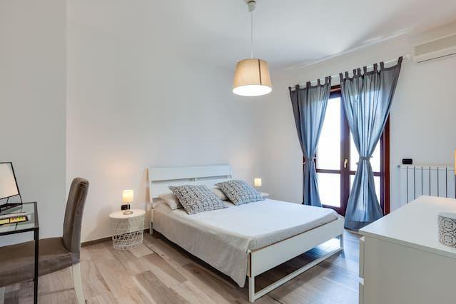 Acogedor alojamiento de 1 habitación