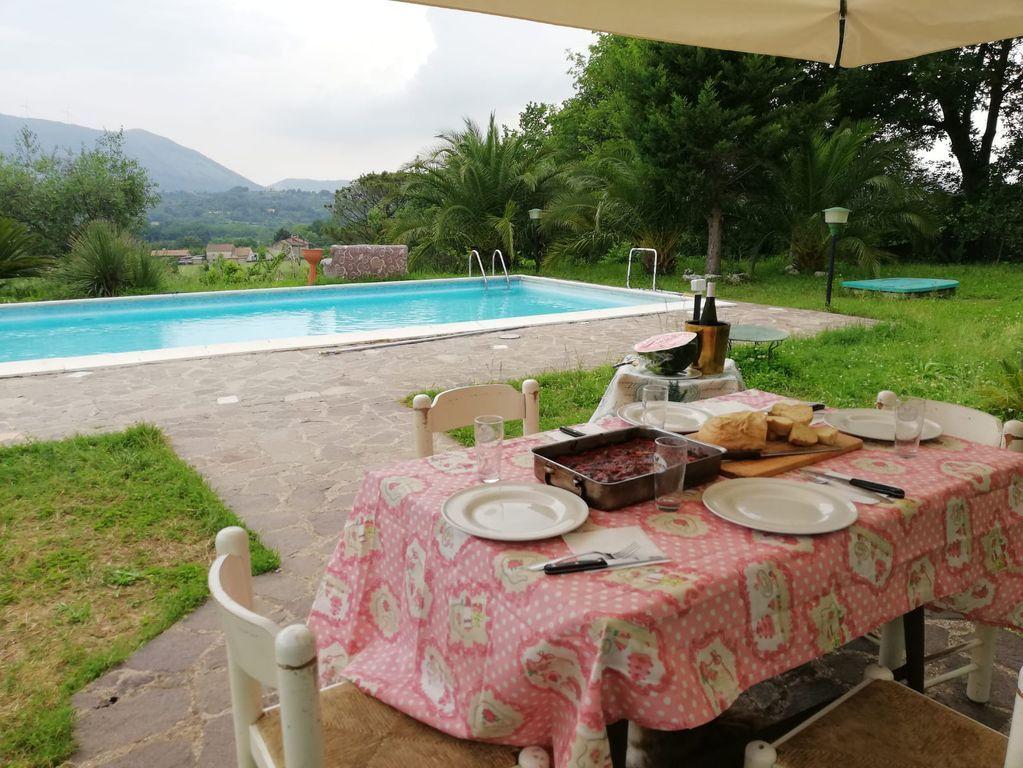 Casa para 16 personas en Sant'agata de' goti