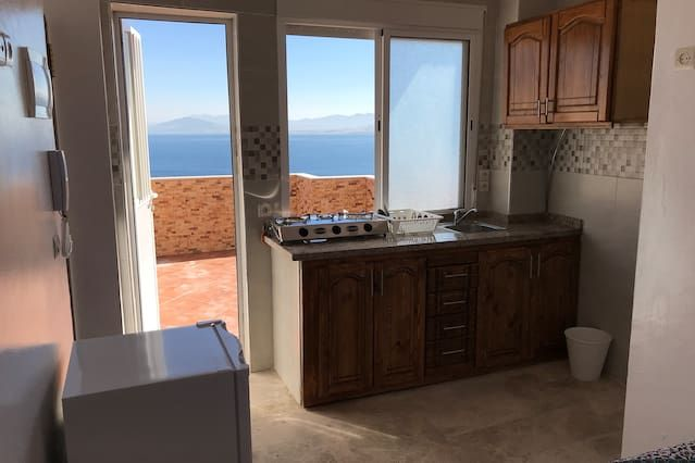 Apartamento hogareño en Ceuta