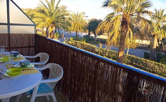 Apartamento de 2 dormitorios en Costa blanca