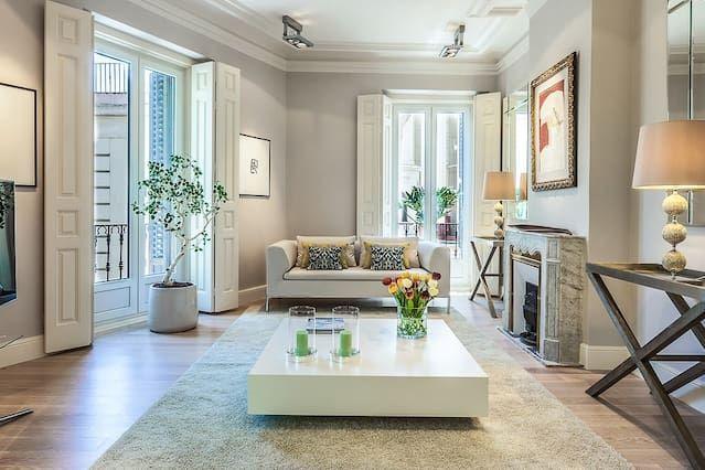 Alojamiento de 3 habitaciones con wi-fi