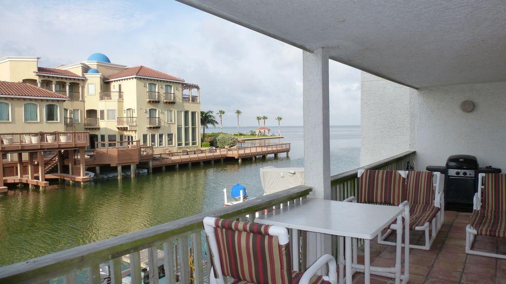 Alojamiento con balcón en South padre island