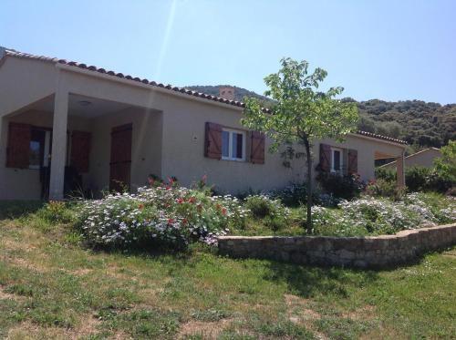 Logement avec 6 chambres à Cargèse