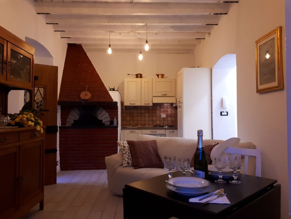 Apartamento en Camogli de 1 habitación