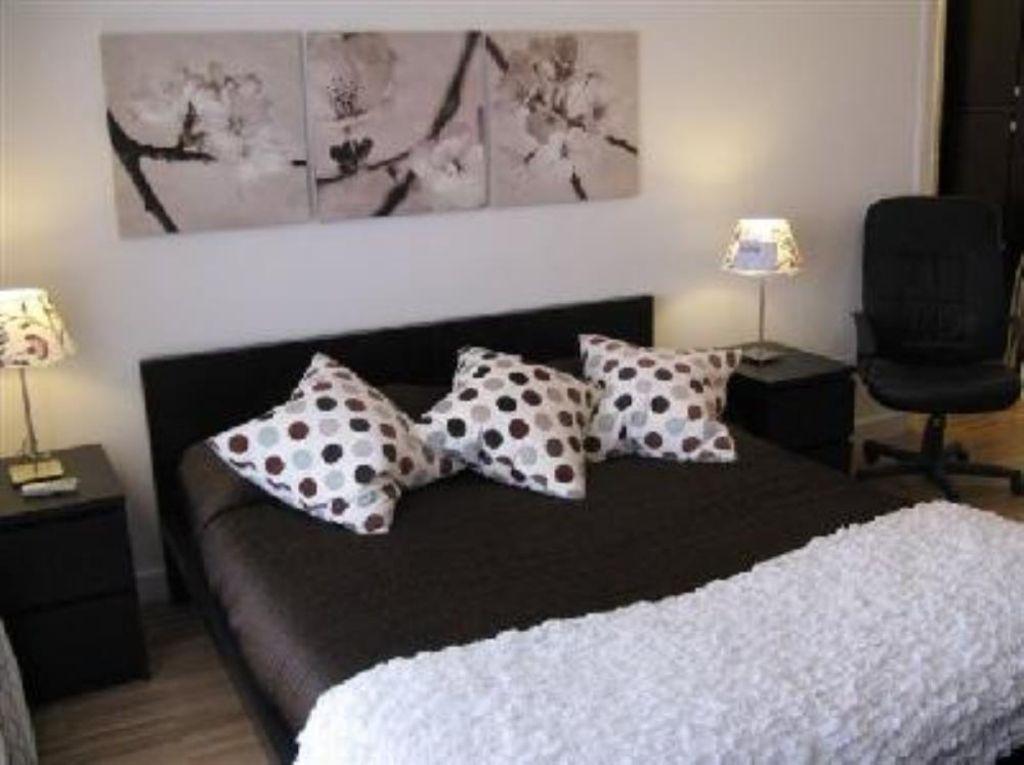 Prisé appartement à 1 chambre