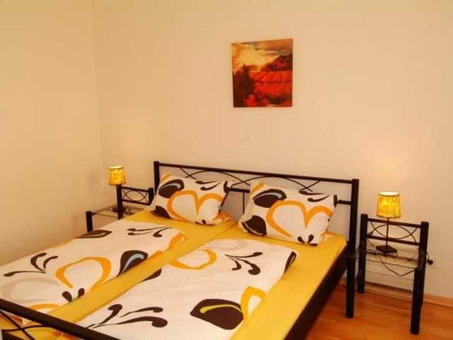 Gästehaus am Sonnenplatz - Ferienwohnung 4 60qm, 1 Schlafraum, 1 Wohn-/ Schlafraum, max. 6 Personen