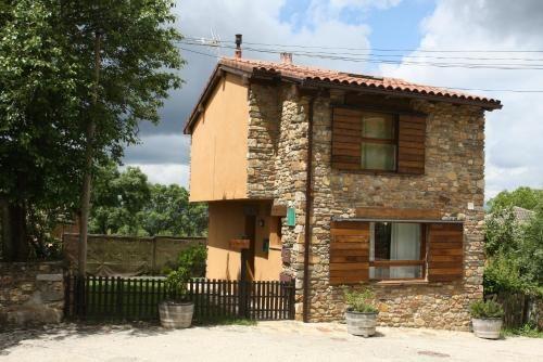 Residencia equipada en Berzosa del lozoya