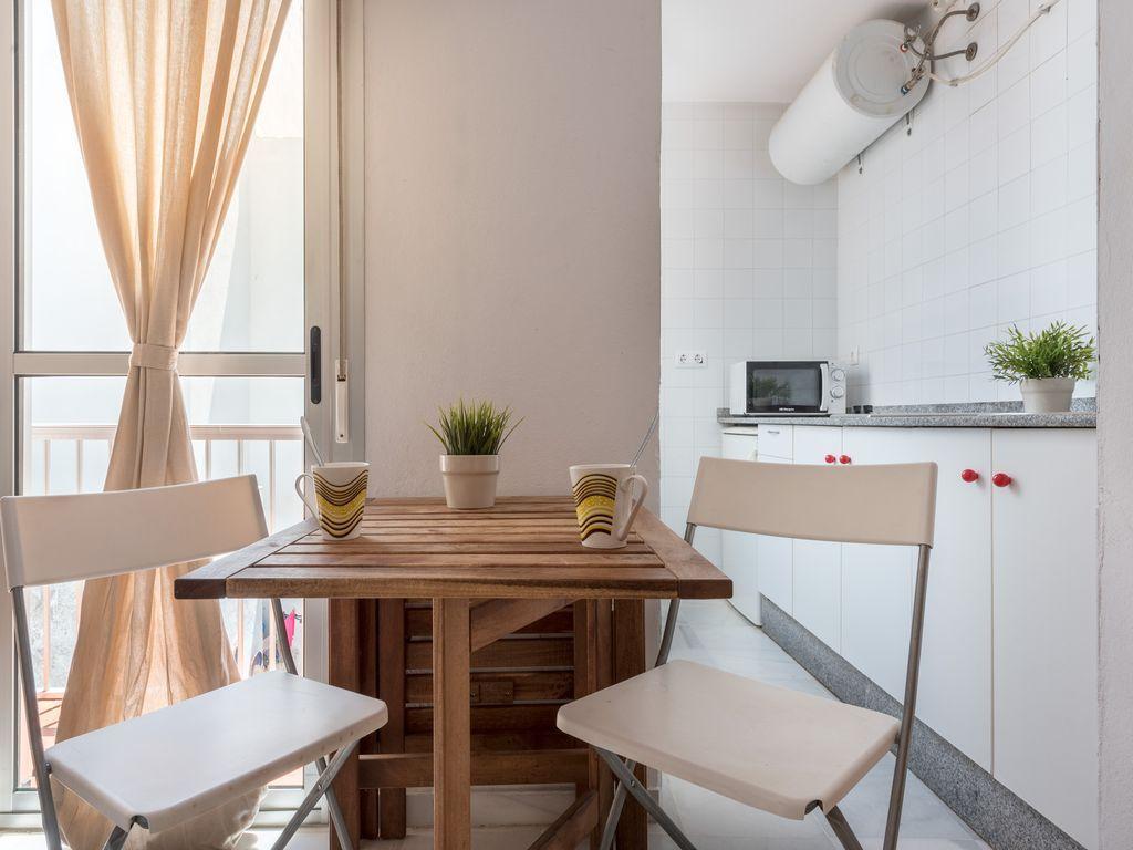 Apartamento para 2 personas en Tarifa