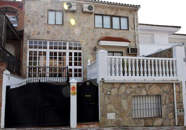 Casa con balcón en Úbeda