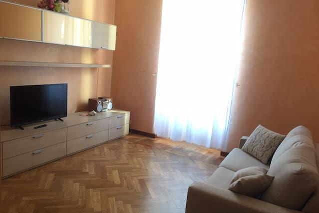 Appartement avec 1 chambre à La spezia
