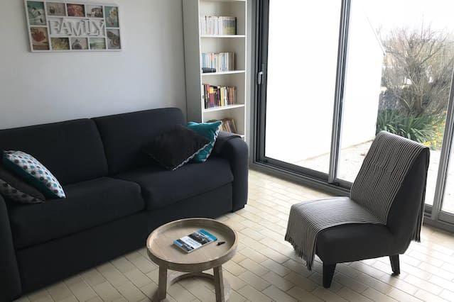Apartamento de 1 habitación en La turballe