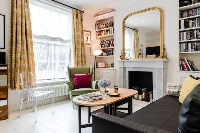 Popular apartamento de 1 habitación