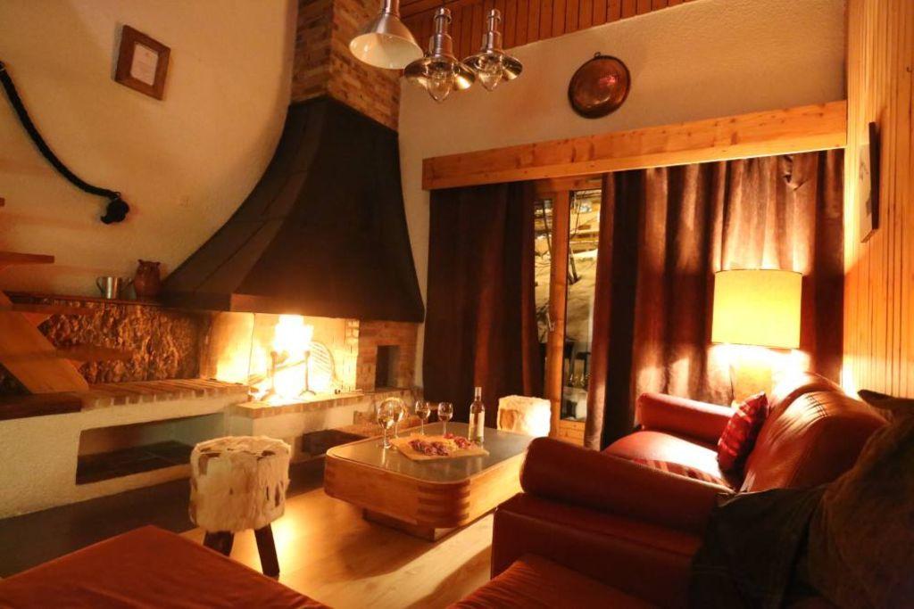 Alojamiento en Courchevel para 10 huéspedes