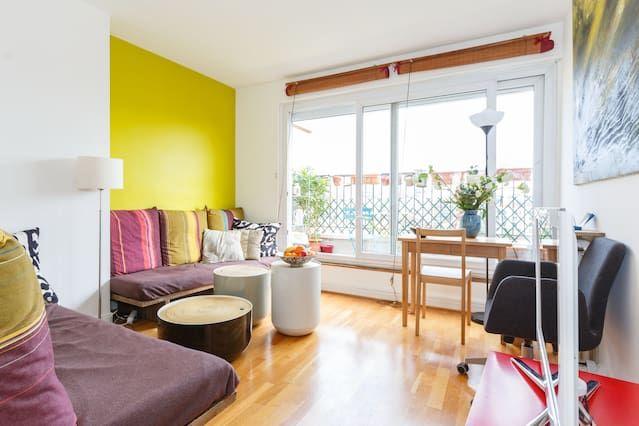 Appartement de 55 m² à Pantin