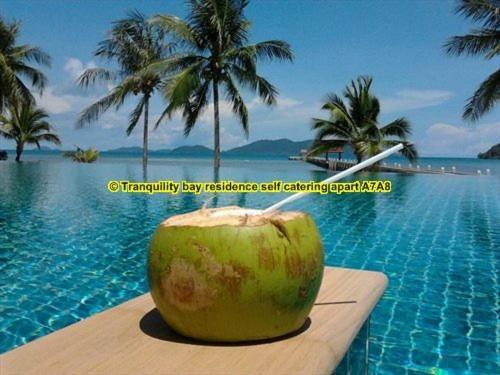 Alojamiento con piscina en Ko chang