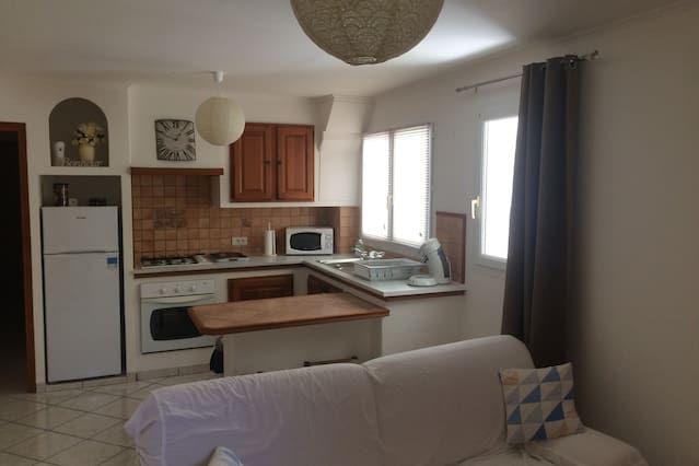 Bien équipé logement à Bastia