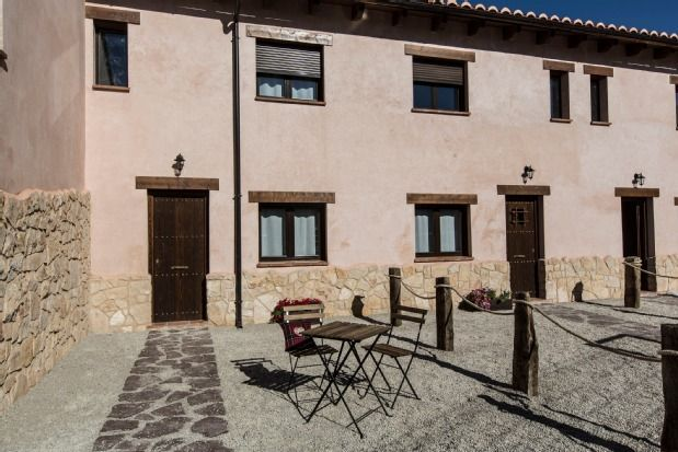Property in Albarracín with wi-fi