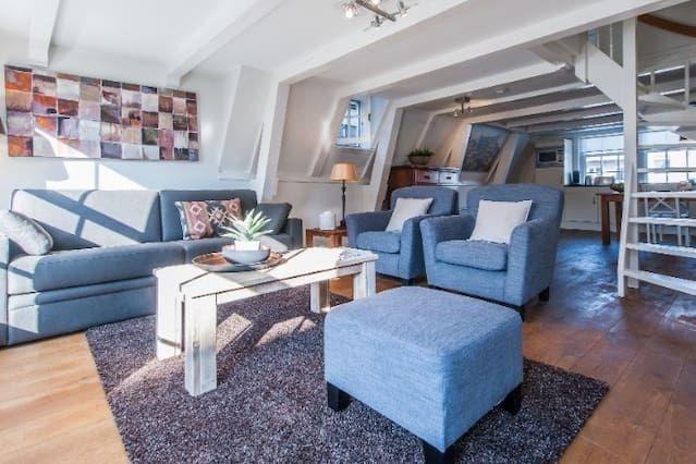 Idéal appartement à Amsterdam