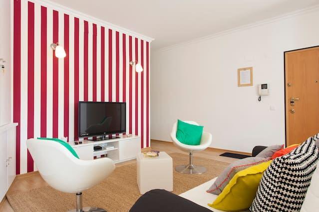Wohnung mit Balkon de 81 m²