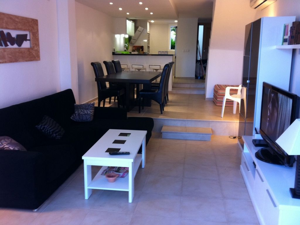 Flat in Cala ferrera with parking included