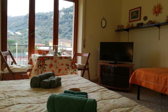 Alojamiento en Sorrento de 3 habitaciones