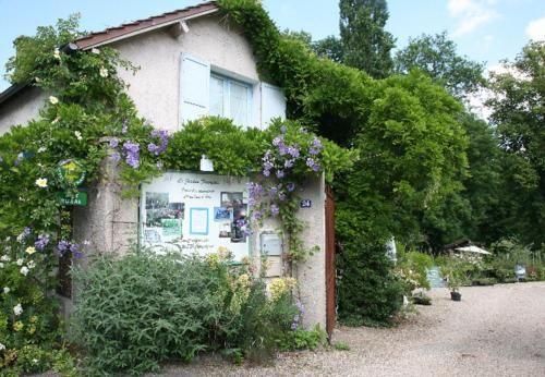 Residencia con jardín