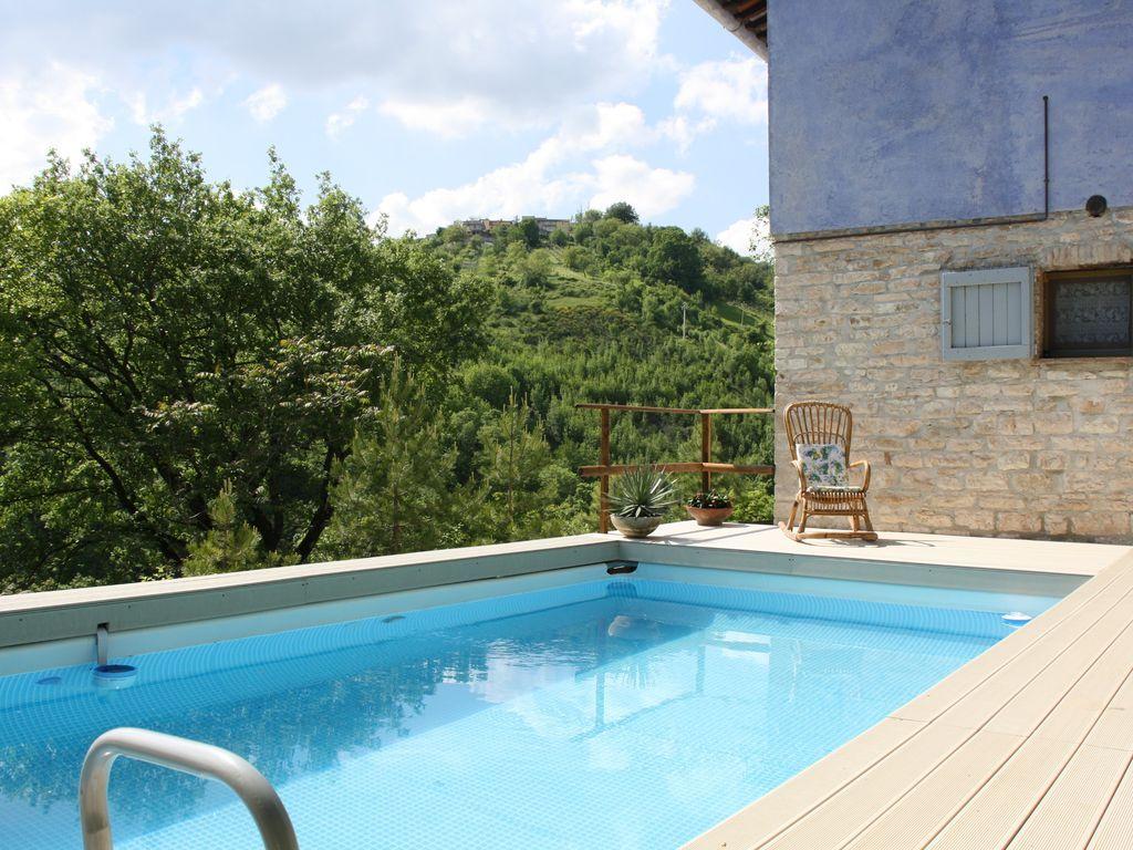 Vivienda de 80 m² en Fabriano