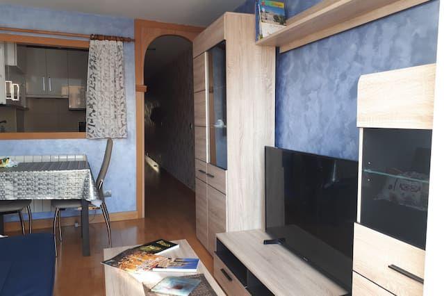 Apartamento fantástico en Burgos con  TV