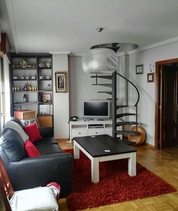 Alojamiento para 2 huéspedes en Ponferrada