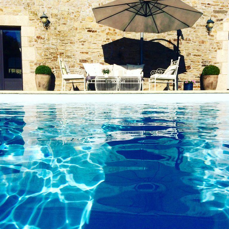 Alojamiento con piscina de 3 habitaciones