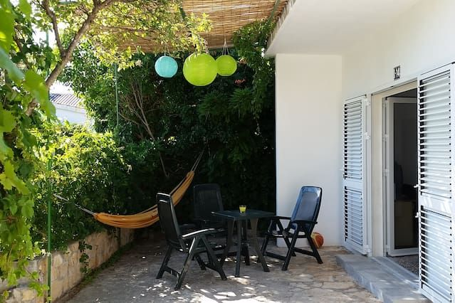 House 60m to beach 2 bedrooms 4+2