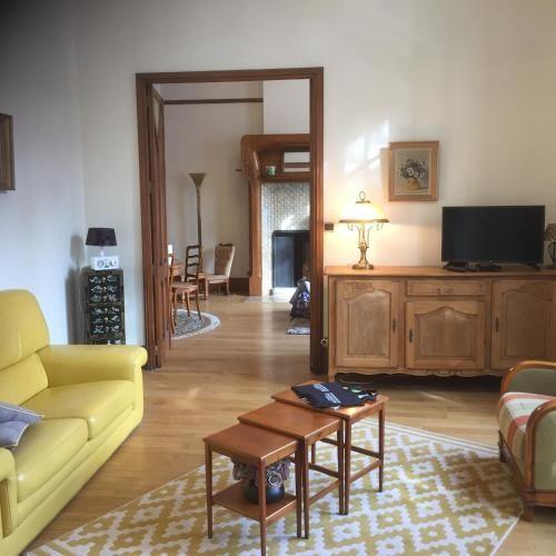 Apartamento con wi-fi en Nancy