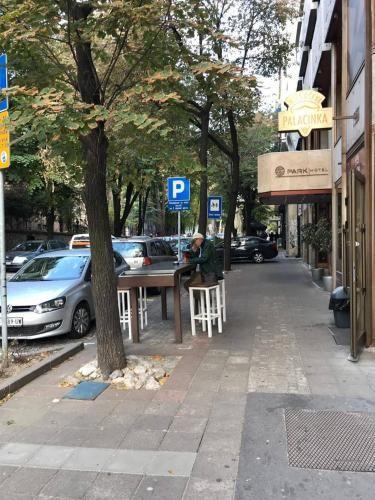 Vivienda con vistas en Belgrado