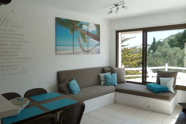 Panoramic holiday rental with wi-fi