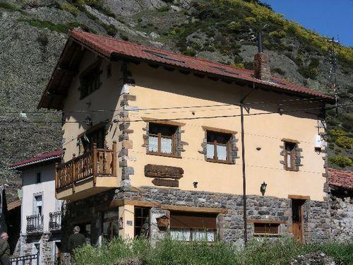 Casa Rural el invernal de pico