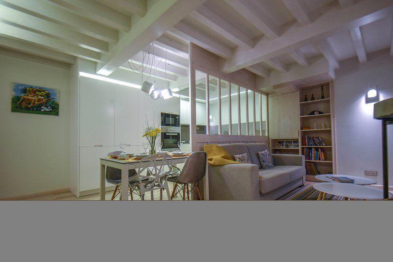 Attraktives Apartment mit 1 Zimmer
