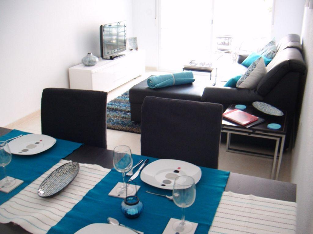 Apartamento atractivo en Costa blanca con Internet y Lavadora
