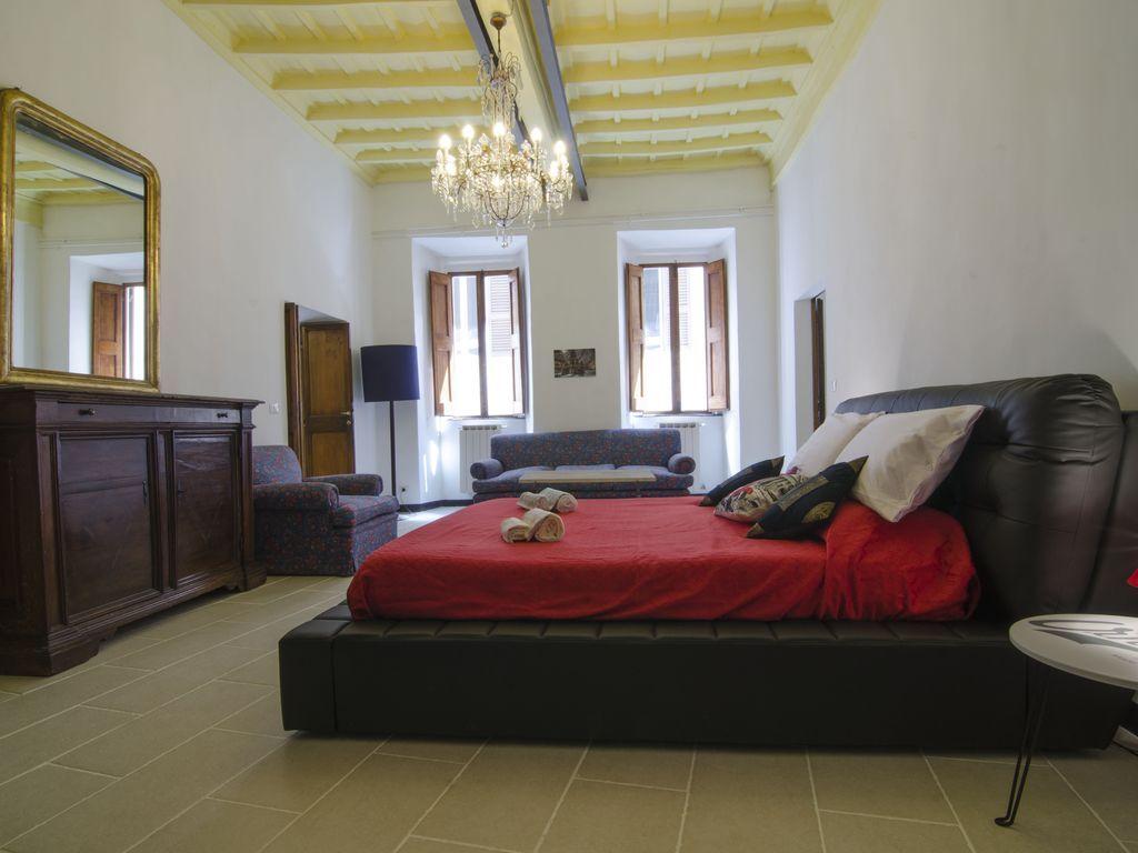 Apartamento en zona centro con  Cuna en Roma