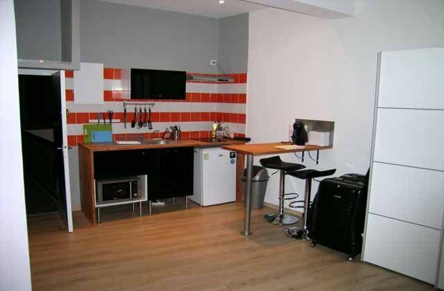 Alojamiento con TV por cable y TV en Toulouse