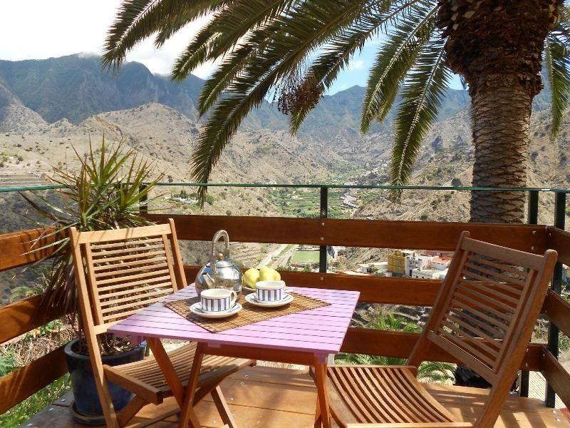 House with Sea views - Isla La Gomera-wifi