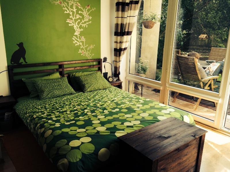Apartamento en Varsovia con  Cuna